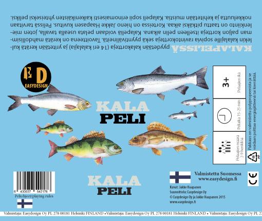 kalapelin etiketti